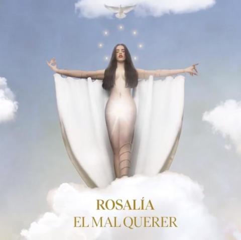 El mal querer, segundo disco de Rosalía Vila.