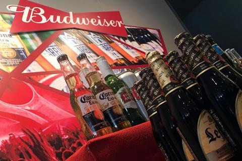 Las marcas de bebida que comercializa Marcas de AB InBev