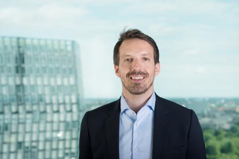Max von Bismarck, CBO de Deposit Solutions