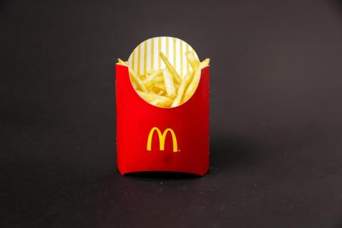 McDonald's fries have always ruled over their own kingdom, at least in spirit.