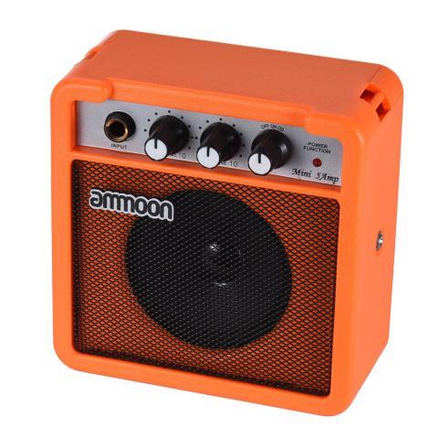 Mini Amplificador Guitarra