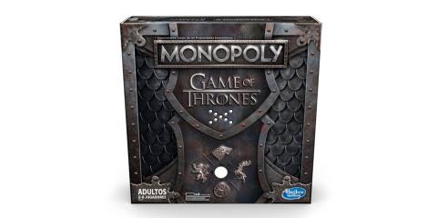 Monopoly - Juego de Tronos, versión Española