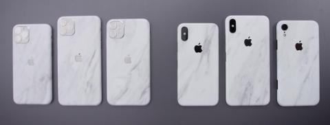 Of the three new iPhones, the iPhone 11 Pro looks to be the ideal size.