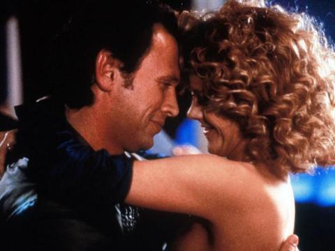 """Billy Crystal y Meg Ryan como Harry y Sally en """"Cuando Harry conoció a Sally..."""""""