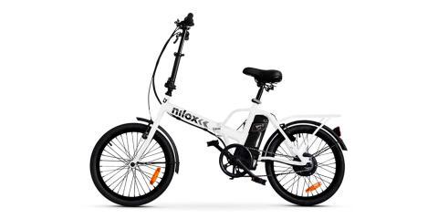 Nilox ebike X1- Bicicleta Eléctrica