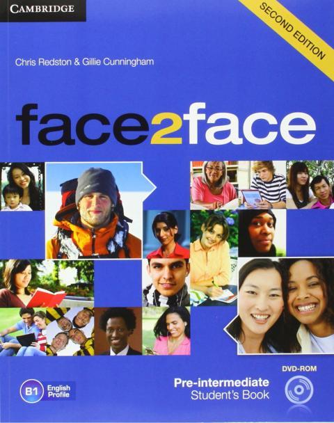 Nivel A2: face2face. Pre-intermediate