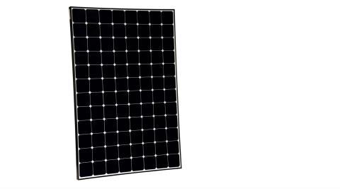 Paneles Sunpower SPR-X21-345