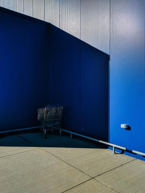 Parking Ikea