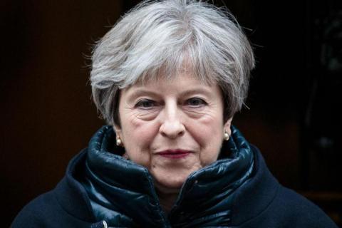 El Parlamento ha estado estancado en un debate sobre el Brexit durante meses.