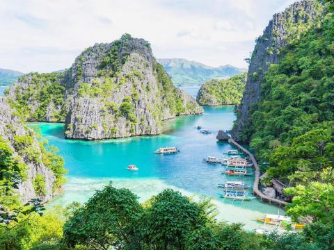 Provincia de Palawan , Filipinas.