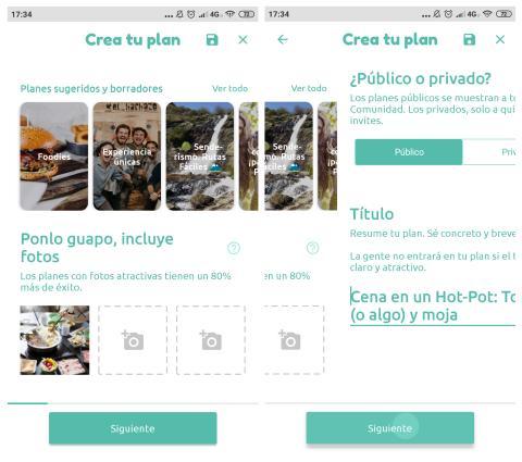 Plan&Go app título y foto