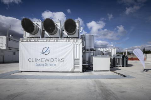 Planta ClimeWorks Italia
