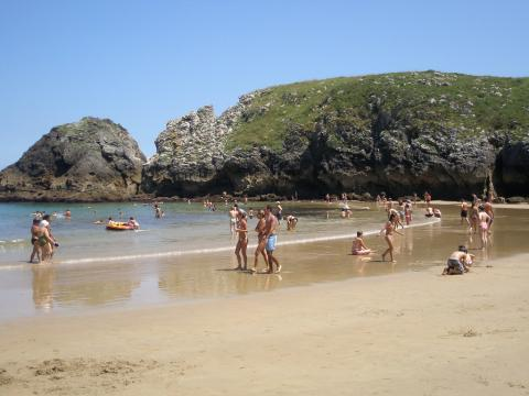 Playa de Poo