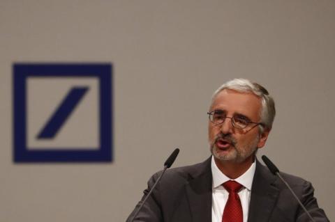El presidente de la Junta de Supervisión de Deutsche Bank Paul Achleitner