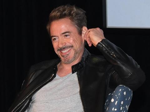 """Robert Downey Jr. interpretó a Iron Man en """"Avengers""""."""