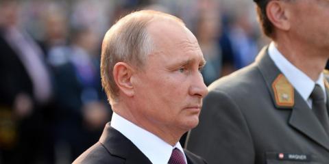 El presidente ruso Vladimir Putin ha solicitado una investigación sobre el incendio del submarino.