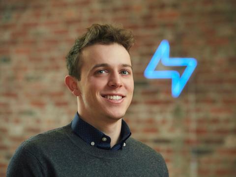 Ryan Breslow, CEO y fundador de Bolt