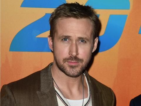 Ryan Gosling es un actor canadiense.