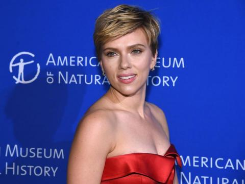 Scarlett Johansson interpretó a Black Widow en Marvel Cinematic Universe.