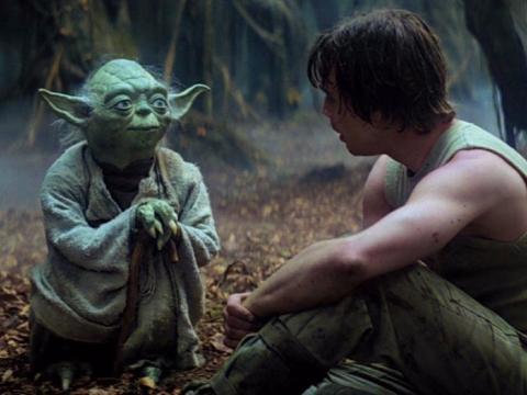 """""""Star Wars: Episodio V - El Imperio Contraataca"""" (1980)"""