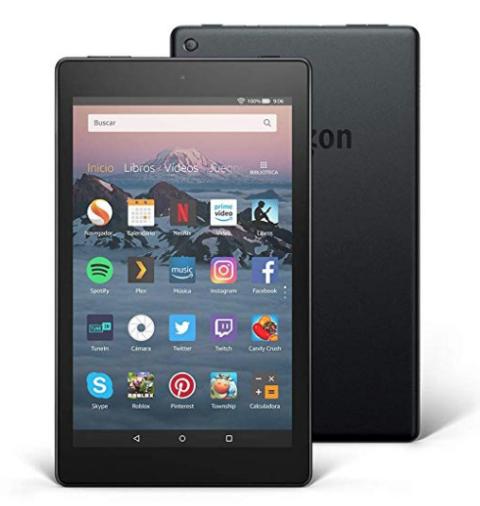 Tablet Fire Amazon