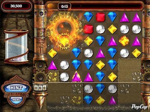También es bueno en los videojuegos. Batió el nivel 100 en Bejeweled y se convirtió en Bejeweled Demigod, según ESPN
