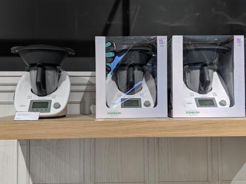 Thermomix abre primera tienda en España