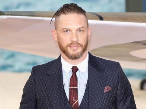 "Tom Hardy interpretó a Eddie Brock / Venom en ""Venom"" de 2018."