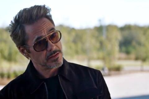 Tony Stark Iron Man Tom Ford