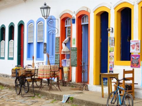 Paraty, Brasil.