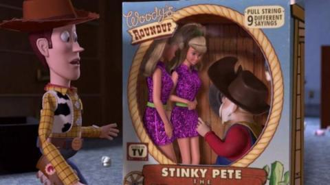 Toy Story 2: Oloroso Pete