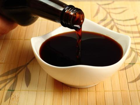 Traditionally made soy sauce has a more complex flavor and takes years to make.
