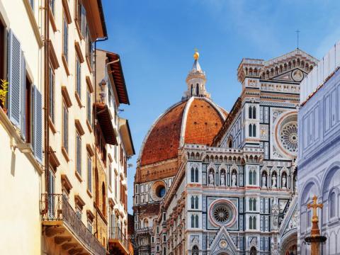Florencia, Italia,