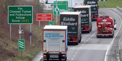 The UK is running out of time to prepare for a no-deal Brexit as work is 'not happening quickly enough'