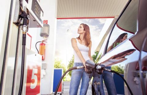 viajes en coche y gasolineras