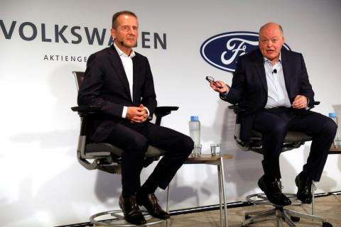 Volkswagen y Ford han anunciado planes para asociarse en lo referente a vehículos eléctricos.
