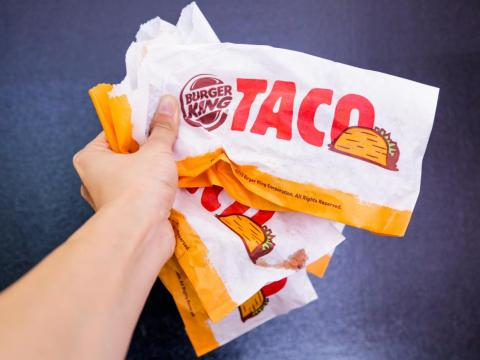 We tried Burger King's new Crispy Tacos so you don't have to.