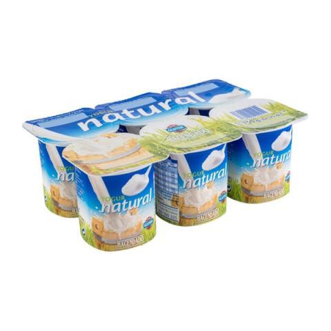 Yogurt natural Hacendado