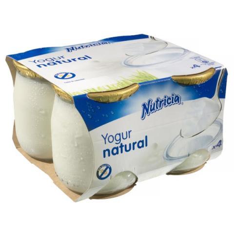 Yogurt natural Nutricia