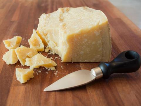 Your parmesan cheese probably isn't from Parma, Italy.