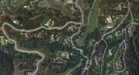 No podrás simular caminar por sus calles en Google Maps.