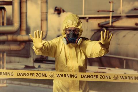 Zona de peligro