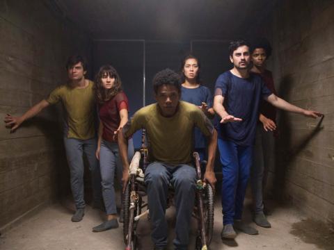 """Se han emitido dos temporadas de """"3%"""" en Netflix."""
