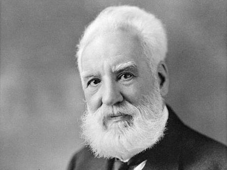 Alexander Graham Bell was home-schooled by his mother until he was 11 years old.