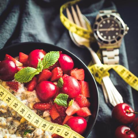 Alimentación en tiempo restringido