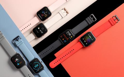 Amazfit GTS, un nuevo reloj inteligente de Xiaomi parecido a Apple Watch.