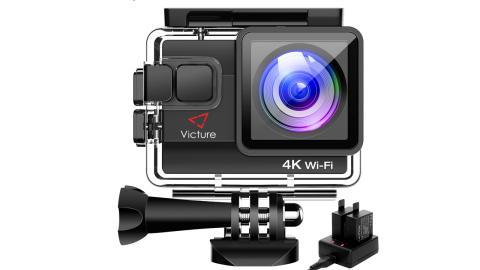 Amazon oferta tres alternativas a la GoPro en 4K por menos de 60 euros