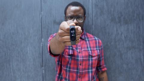 Review de la Xiaomi Mi Smart Band 4