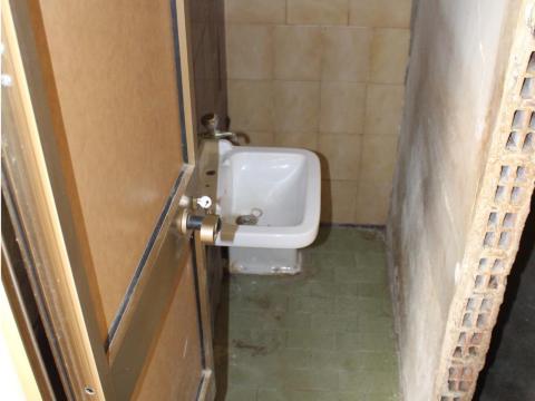 ... as well as bathroom facilities.