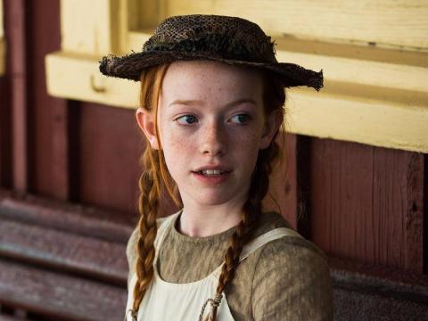 """Se han emitido dos temporadas de """"Anne with an E"""" en Netflix."""